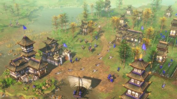 Age of Emp. III: Asian Dynasties rec.