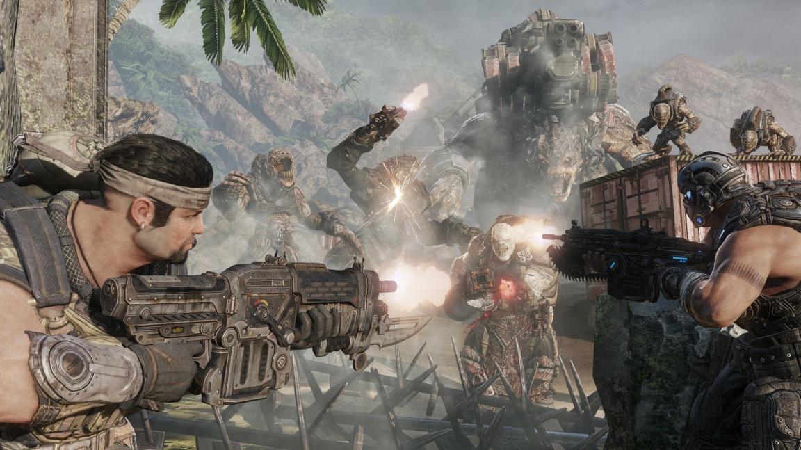 Poslední DLC přidá do Gears of War 3 pět map