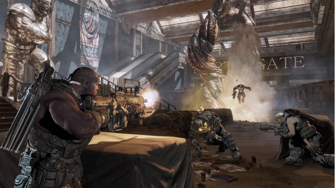 Trilogii prequelů k Gears of War mají dělat autoři Bulletstorm