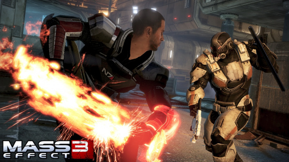 Hodina a půl s (téměř) finální verzí Mass Effect 3