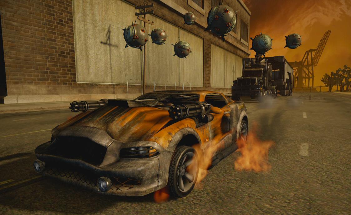 Seriál Twisted Metal dostal zelenou, šrotování vozidel může začít