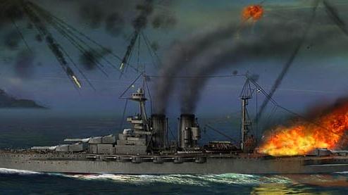 K World of Tanks & Warplanes přibydou i válečné lodě