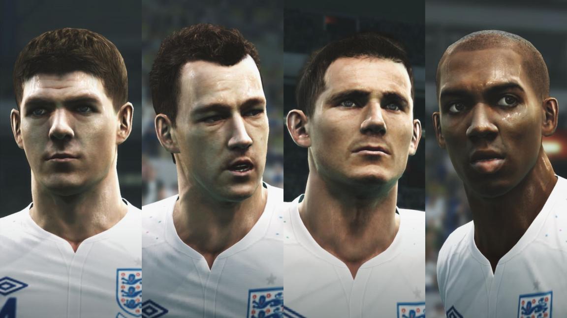 Oznámení Pro Evolution Soccer 2012