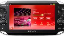 Nové obrázky multimediální aplikací pro PS Vita