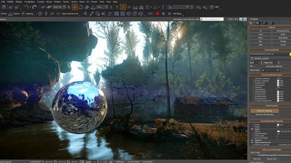 Crytek uvolnil svůj CryEngine 3 pro nekomerční využití