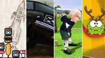 Best of iPad - Doodle Dorks, Reckless Racing, Risk a další