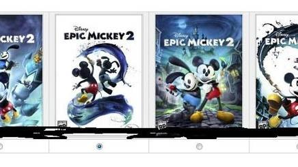 Zmaluje Epic Mickey 2 herní svět už na konci roku?