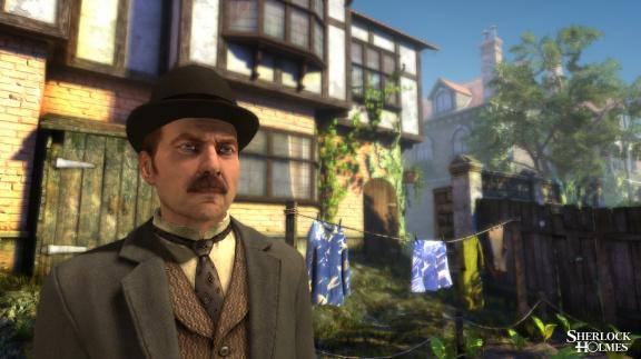 Co přinese Testament of Sherlock Holmes?