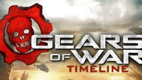 Historie Gears of War v přehledné a pohledné tabulce