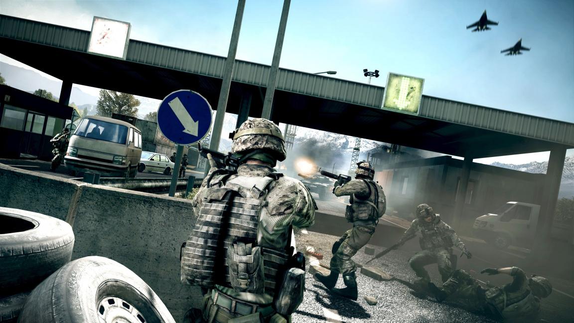 S tímhle budete jednou bojovat v Battlefield 3