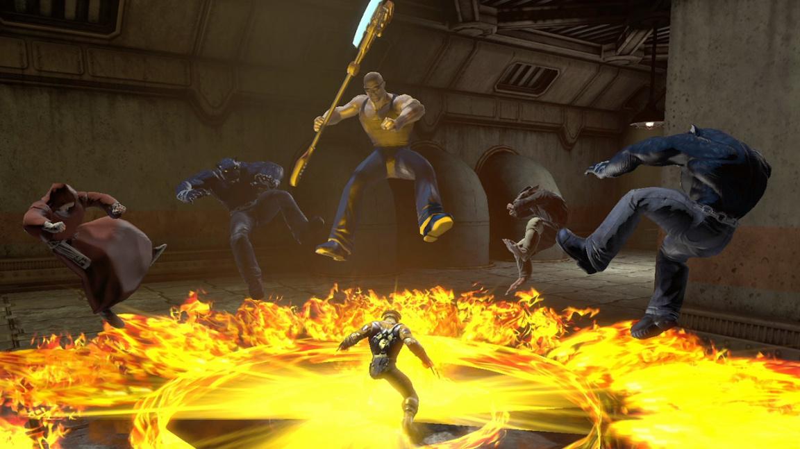 DC Universe Online bude zdarma, podlehla free-to-play nemoci