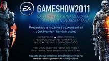 Přijďte za námi na videoherní výstavu EA Gameshow 2011