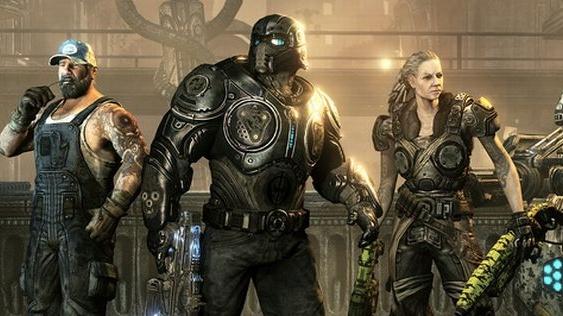 Prvním DLC pro Gears of War 3 bude Horde Command Pack