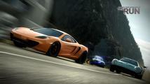 Kulomety a nakopávání policajtů z Need for Speed: The Run