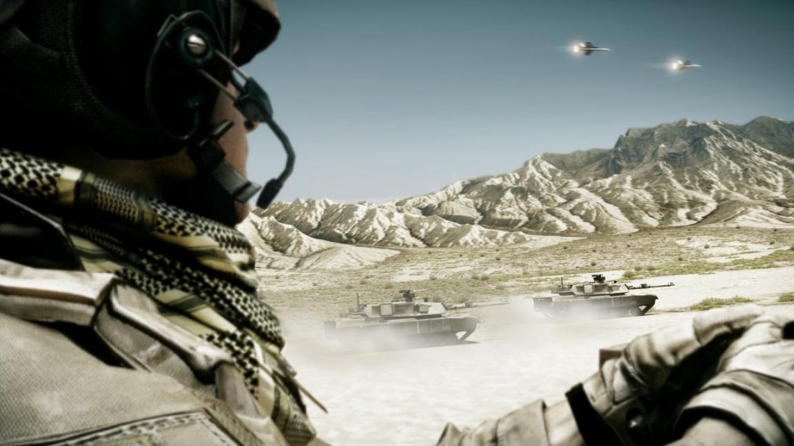 DICE přidají do Battlefield 3 PC bety mapu Caspian Border