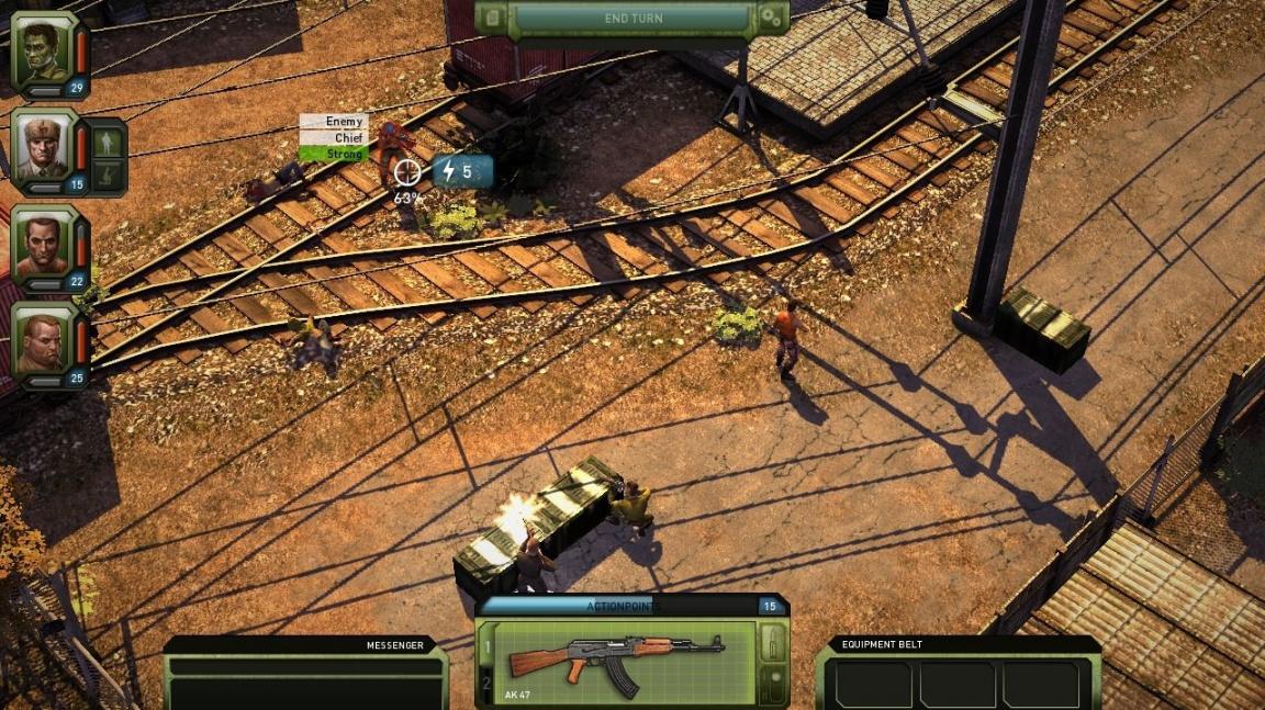 Jagged Alliance Online: Reloaded