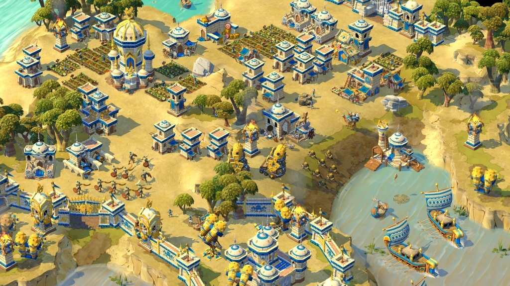 Vývoj Age of Empires Online končí, hra pokračuje dál