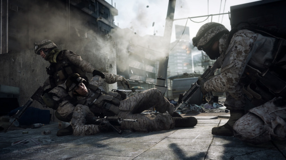 Battlefield 3 - recenze