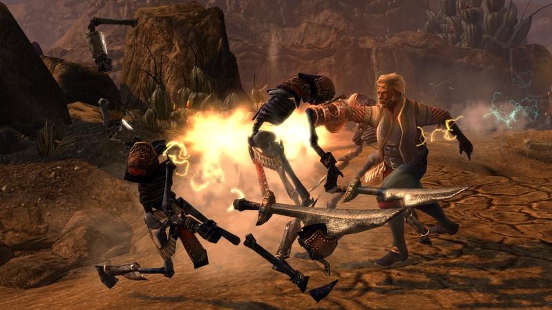Vyšly přídavky pro Dungeon Siege 3 a Space Marine