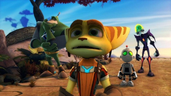 Ratchet and Clank: All 4 One - recenze