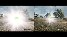 Konec světla z Battlefield 3 a pavouků ve Skyrimu