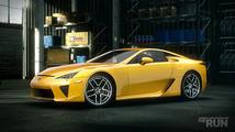 Několik aut, které v Need for Speed: The Run budou jen na PS3