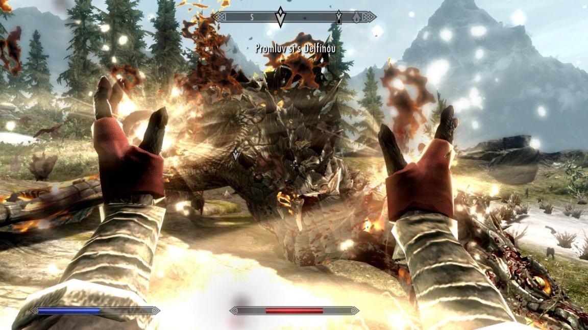 Vyšel PS3 patch pro Skyrim, na PC a 360 přijde zítra