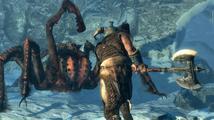 Cukání a sekání PS3 verze TES V: Skyrim v praxi