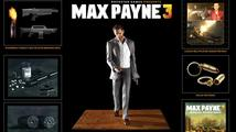 Speciální edice Max Payne 3 přijde na 109 Euro, co nabídne?