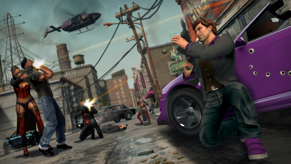 Saints Row: The Third - recenze