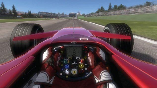 Odklad závodů Test Drive Ferrari