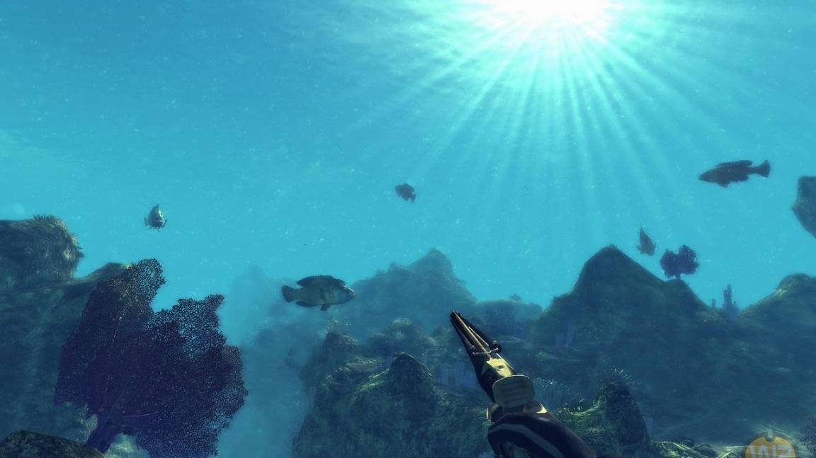 Podvodní lov s ruským Depth Hunterem