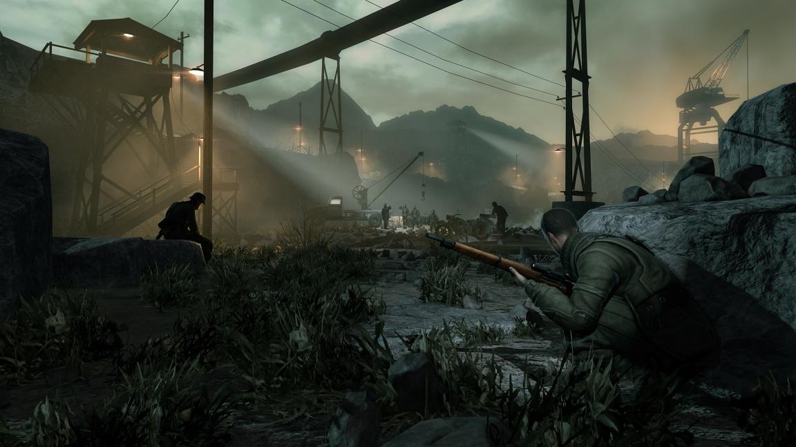 První in-game záběry ze Sniper Elite V2