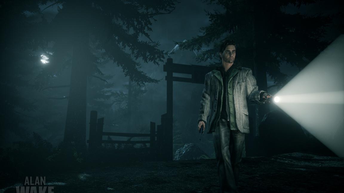 Alan Wake vyjde na PC začátkem příštího roku