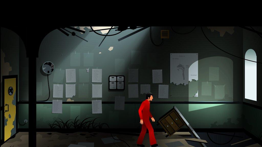Adventura The Silent Age, v níž se procházíte zničeným světem, vyšla zdarma na PC