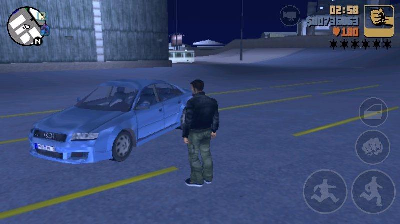 PC modifikace fungují i na mobilní verze Grand Theft Auto III