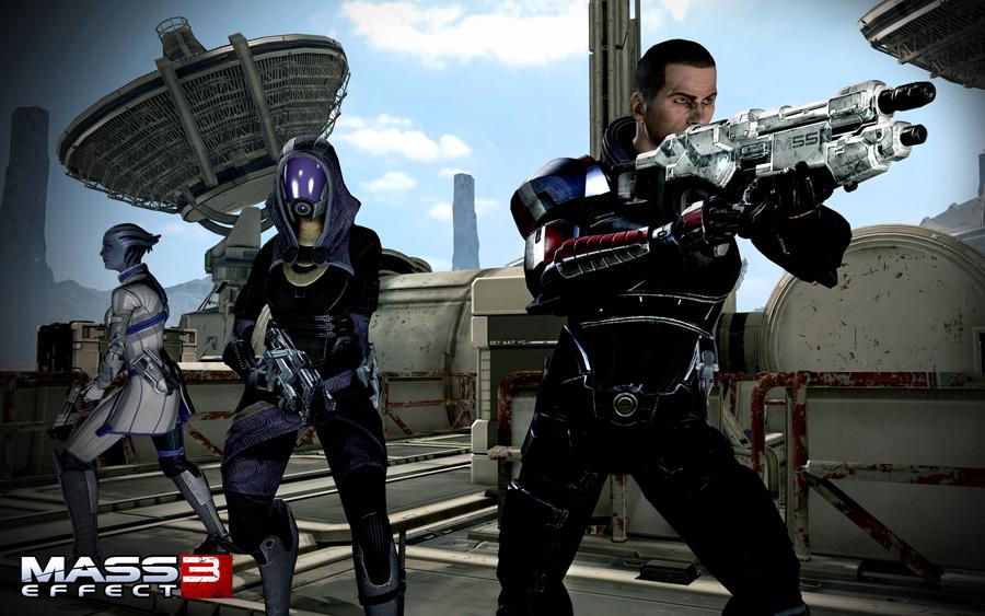 Návrat Mass Effectu? EA plánuje do dubna 2021 vydat neoznámený remaster