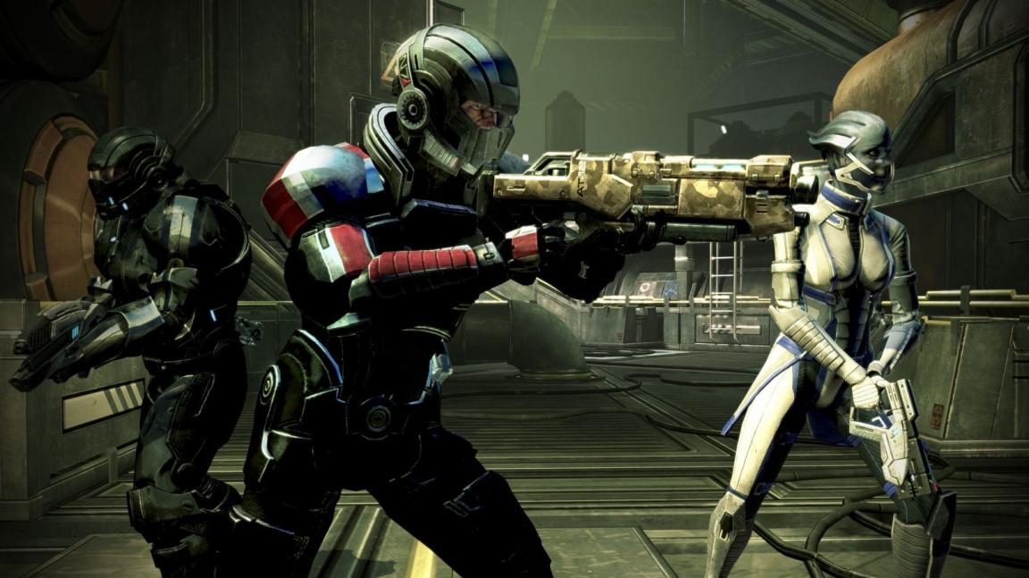 K demu Mass Effect 3 zdarma zlatý účet na Xbox Live