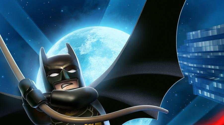 Oficiální představení LEGO Batman 2