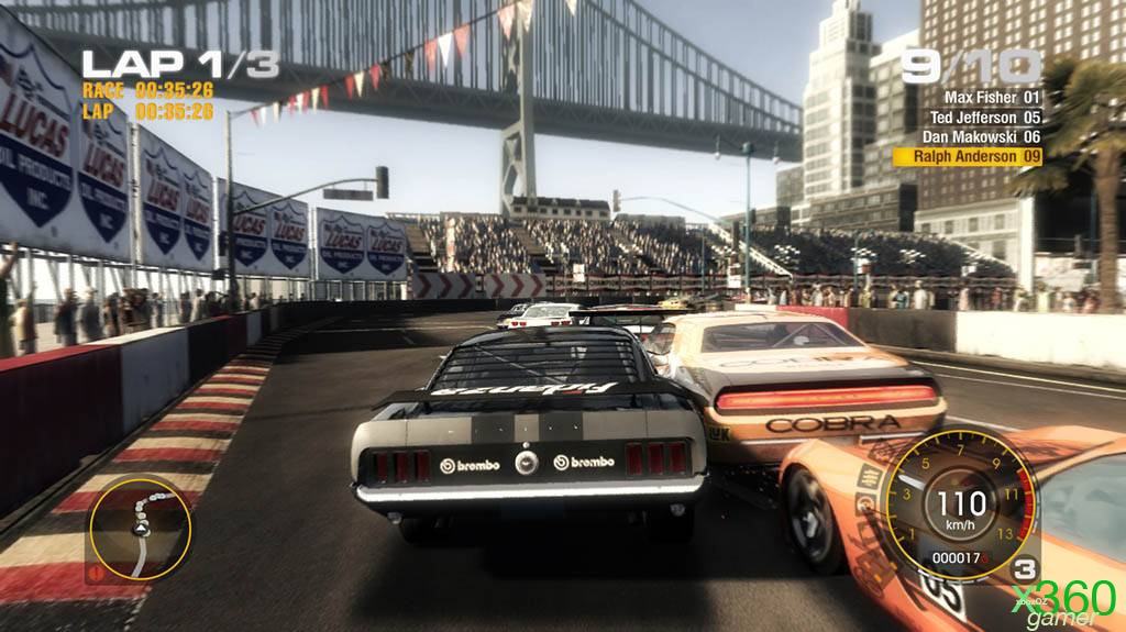 Uvidíme už letos Project Gotham Racing 5 a GRID 2?