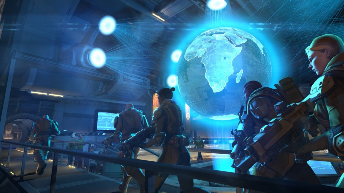 Ztraceno v procesu: XCOM: Enemy Unknown