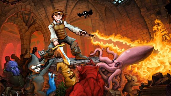 Dungeons of Dredmor - recenze