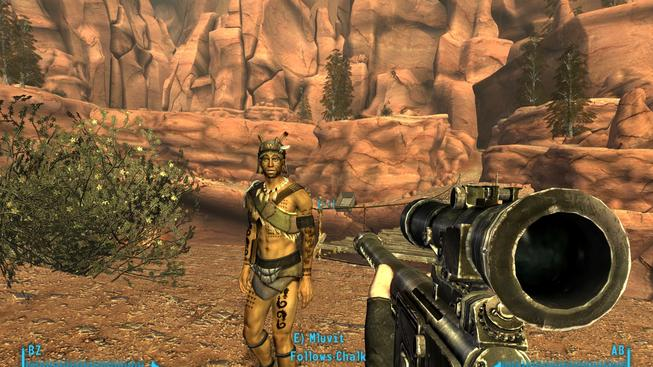 Fallout new vegas honest hearts