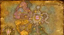 Hlavní města World of Warcraft - příběh Exodaru