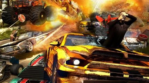 FlatOut 3: Chaos & Destruction - recenze