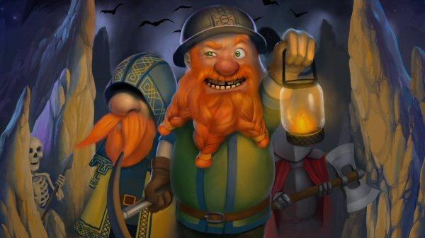 V Game of Dwarves budete komandovat spoustu trpaslíků