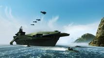 Nerovný boj s lákadly Carrier Command - dojmy z hraní bety