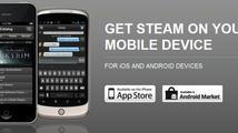 Chystá se Steam pro telefony, dorazí i na tablety