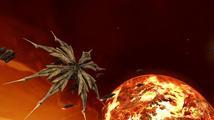 Mateřské lodě ze Sins of a Solar Empire: Rebellion