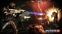 Petice za nový konec Mass Effect 3
